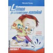 Limba si Literatura Romana caietul elevului cls 2 partea 1 + partea 2