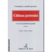 Formulare si modele juridice - Calauza juristului