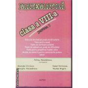 Matematica clasa a VIII-a partea I