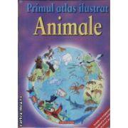 Primul atlas ilustrat Animale