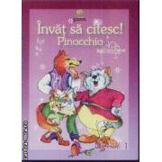 Invat sa citesc! Pinocchio Nivelul 1