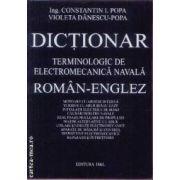 Dictionar terminologic de electromecanica navala roman-englez