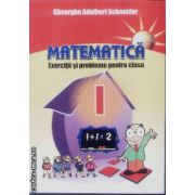 Matematica exercitii si probleme cls I