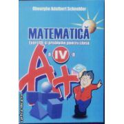 Matematica exercitii si probleme cls IV a