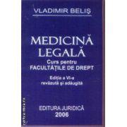 Medicina Legala - Curs pentru facultatile de drept
