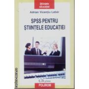 SPSS pentru stiintele educationale