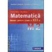 Matematica manual cls 12 M2 Mortici