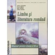 Limba si literatura romana manual cls XI a Ionita