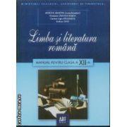 Limba si literatura Romana manual cls XII-a