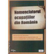 Nomenclatorul ocupatiilor din Romania