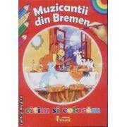 Citim si coloram Muzicantii din Bremen