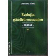 Evolutia gandirii economice Tratat vol1+ vol 2+ vol3