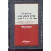 Codul de procedura civila comentat si adnotat