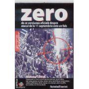 Zero de ce versiunea oficiala despre atacul de la 11 septembrie este un fals