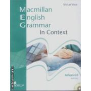 Macmillan English Grammar In context Advanced + CD