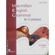 Macmillan English Grammar In context Essential + CD