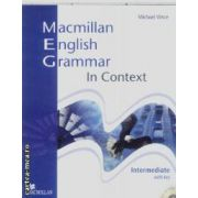 Macmillan English Grammar In context Intermediate + CD