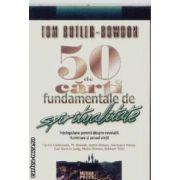 50 de carti fundamentale de spiritualitate