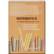 Matematica culegere  pentru cls 7a