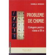 Probleme de chimie Culegere pentru clasa IX - a
