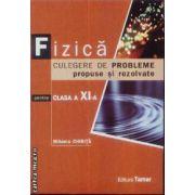 Fizica Culegere de probleme propuse si rezolvate pt clasa a 11 a