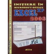 Initiere in Microsoft office  Excel 2003 XP