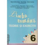 Limba romana teorie si exercitii cls  a VI-a