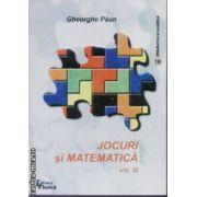 Jocuri si matematica vol 3