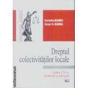 Dreptul colectivitatilor locale