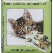 Cum vorbesc animalele? Animalele de la Zoo set 2 carti