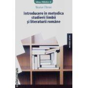 Introducere in metodica studierii limbii romane