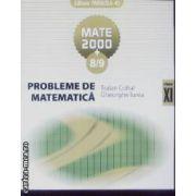 Mate 2000+8/9 Probleme de matematica cls XI