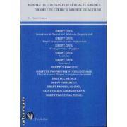 Modele de contracte si alte acte juridice Modele de cereri si modele de actiuni