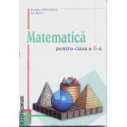 Matematica pentru clasa a 8-a (Savulescu)