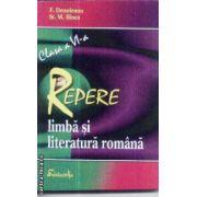 Repere Limba si literatura romana clasa 6-a