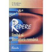 Repere Limba si literatura romana clasa 7 - a