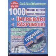 Codul rutier 1000 de intrebari si raspunsuri + CD