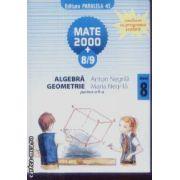 Mate 2000+8/9 Algebra Geometrie clasa a-8-a partea 2