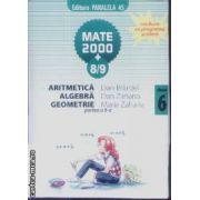 Mate 2000+8/9 Aritmetica Algebra Geometrie clasa 6-a partea 2