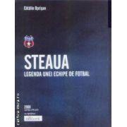 Steaua Legenda unei Echipe de fotbal +CD Cartea oficiala