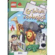Cu trenul 3-6 ani + Gradina zoologica 3-5 ani + Cifrele II 4 ani