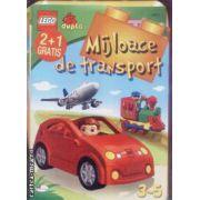 Mijloace de transport 3-5 ani + La Zoo 3-6 ani + Cifrele