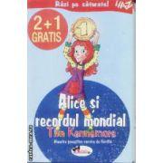 Set  Alice devine vedeta Purcelusul lui Alice Alice si recordulmondial