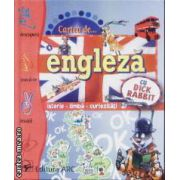 Cartea de engleza cu Dick Rabbit