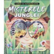 Misterele junglei carte cu autocolante