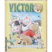 Victor la ferma carte puzzle