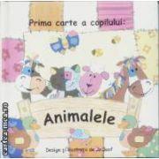 Prima carte a copilului : Animalele
