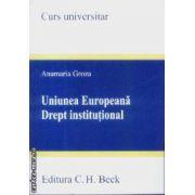 Uniunea Europeana Drept institutional