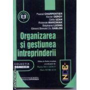 Organizarea si gestiunea intreprinderii