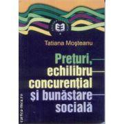 Preturi echilibru concurential si bunastare sociala